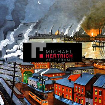 Michael Hertrich Art + Frame