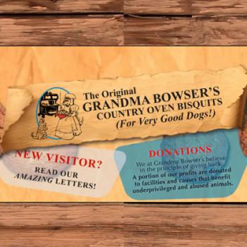 Grandma Bowsers
